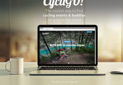 Beta version of Cycligo is already OPEN for everyone all around the world!