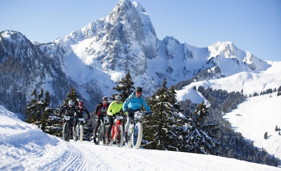 Snow Bike Festival | 4-Day MTB stage race