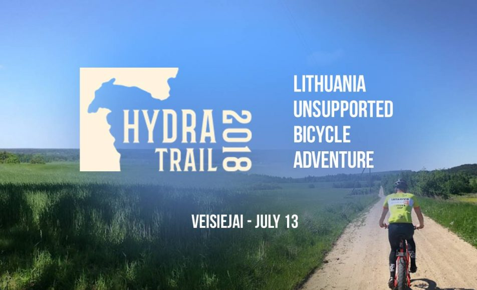 Hydra Trail 2018 – bikepacking race