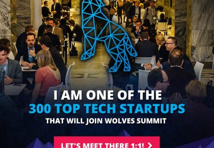 Meet us @ Wolves Summit, Warsaw!